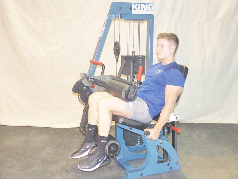 SEATED LEG COMBO