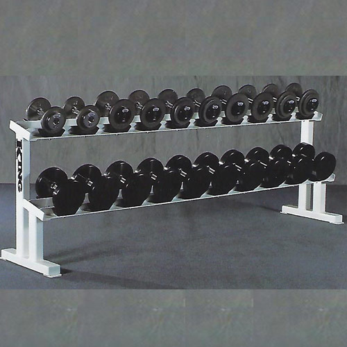 DUMBBELL RACK- 2 Tiers
